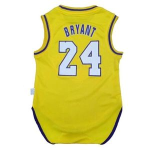 b34e03bb69c One Pieces - Lakers Bryant baby infant jersey 6-18 months